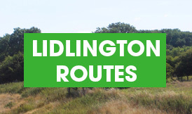 Lidlington Routes