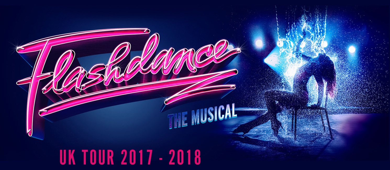 Flashdance the Musical at MK Theatre