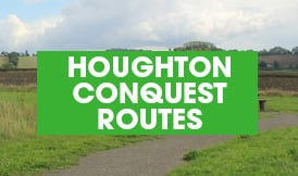 Houghton Conquest routes