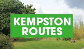 Kempston and Wootton routes