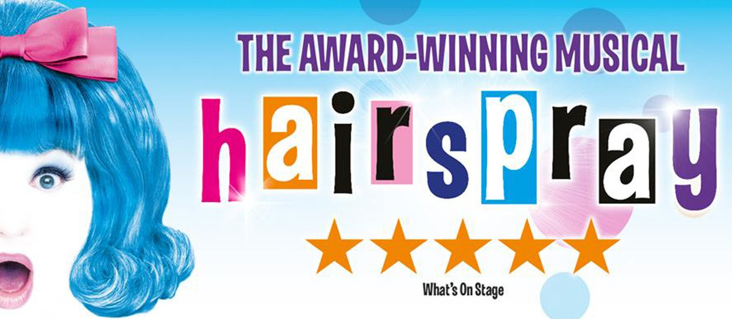 Hairspray the Musical at MK Theatre