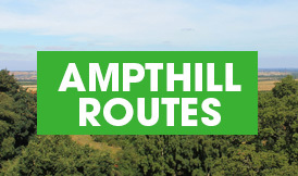 Ampthill routes button