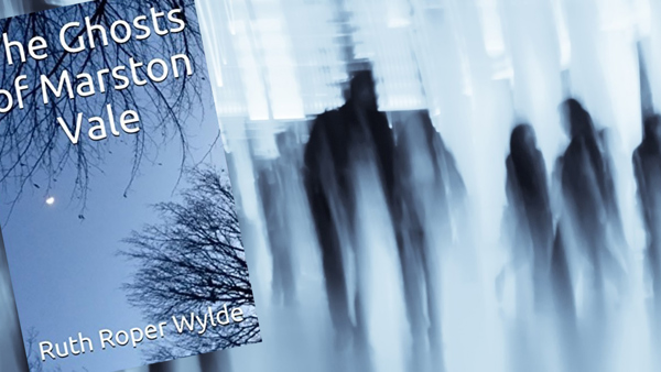 Ghosts of Marston Vale book cover