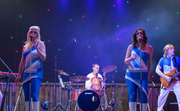 Abba Tribute and Disco