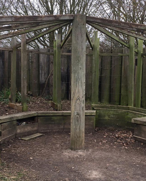 Site news - a Sensory Garden update