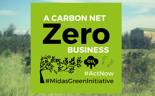 GUEST BLOG: Our journey to a carbon net zero business