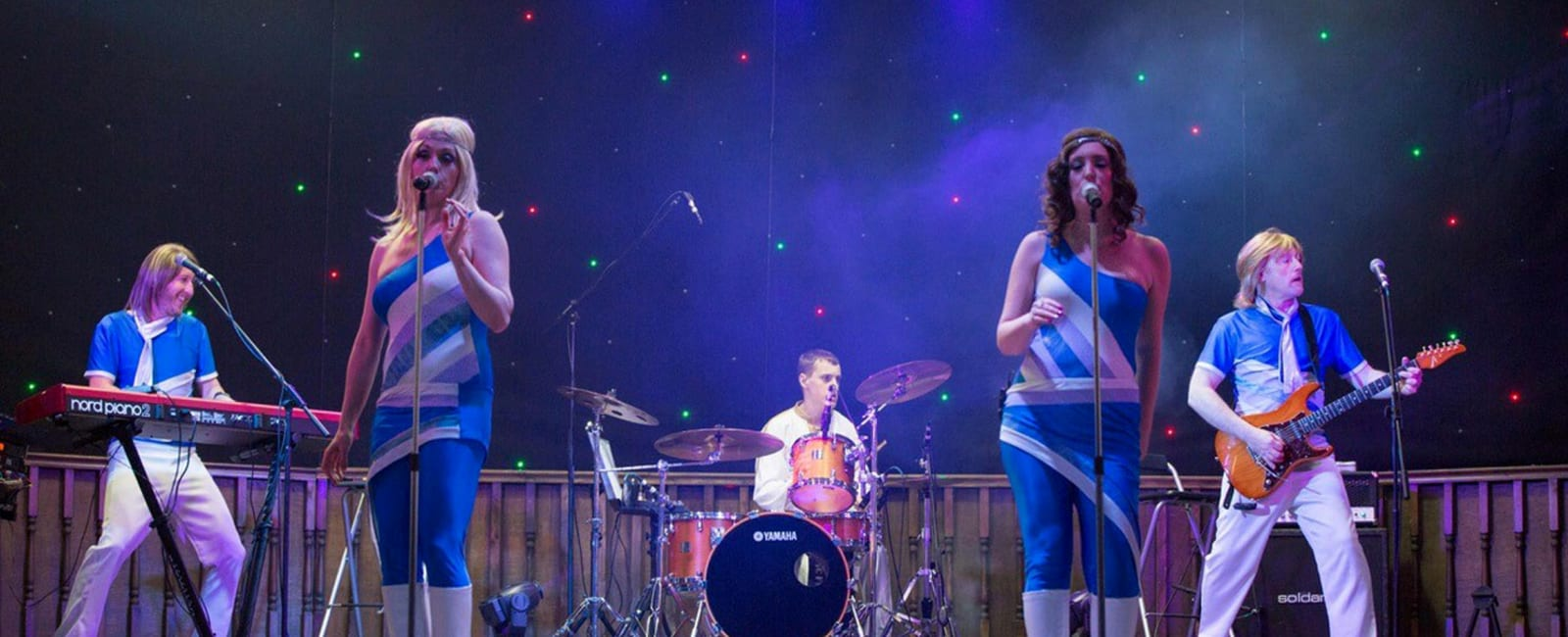 Abba Fever performing
