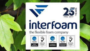 Interfoam logo