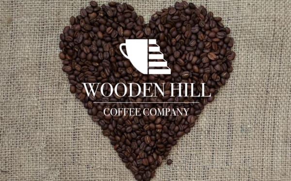 Wooden Hill Coffee logo