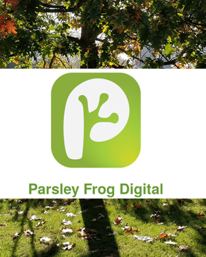 Parsley Frog Digital
